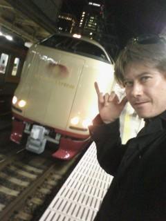 乗車した〜!サンライズ瀬戸!!
