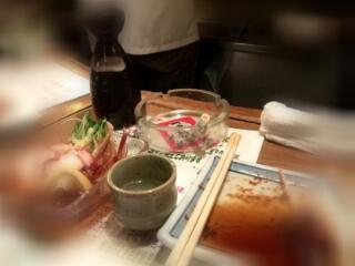 寒い夜は砂肝4本に、蛸ポン酢あえ、それに…。