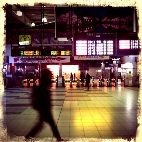好きな駅、好きな時間